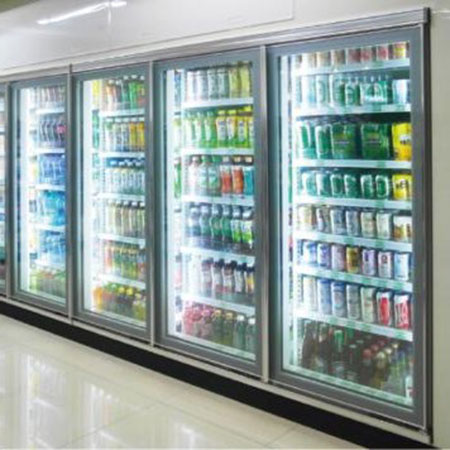 Commercial Walk In Freezer - Fu005-1