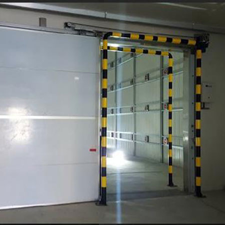 Electric Side Sliding Door - Fu003-4