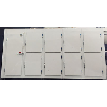 Multi Door Freezer - Fu007-4