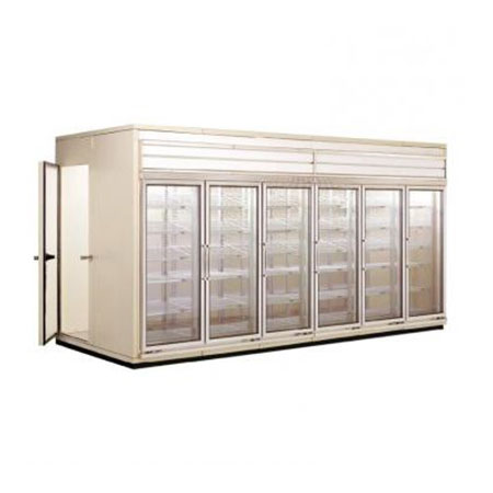 Large Commercial Freezer - Fu005-2